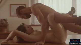 Busty latina from Argentina hot sex with her teacher