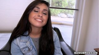 Cute Shy Latina wants to be in Porn