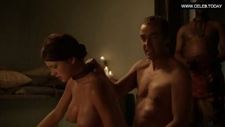 Lucy Lawless, Lesley-Ann Brandt, etc – Big Boobs – Spartacus Blood and Sand s01e06 (2010)