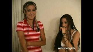 netvideogirls – Avery & Katrina Audition