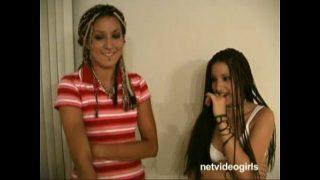 netvideogirls – Avery & Katrina Audition
